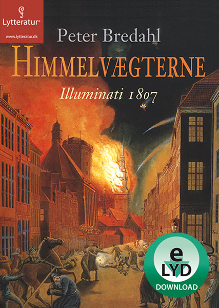N/A Himmelvægterne - e-lydbog på bog & mystik