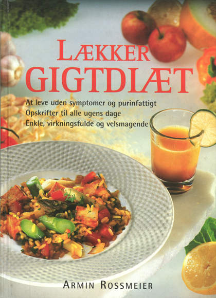 Lækker gigtdiæt - e-bog fra N/A på bog & mystik