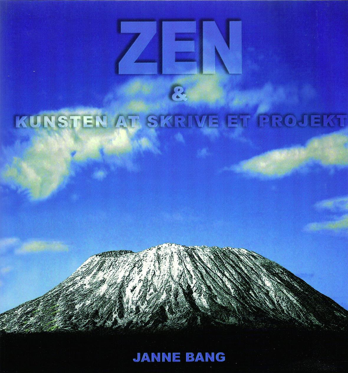 Zen & kunsten at skrive et projekt - e-bog fra N/A på bog & mystik