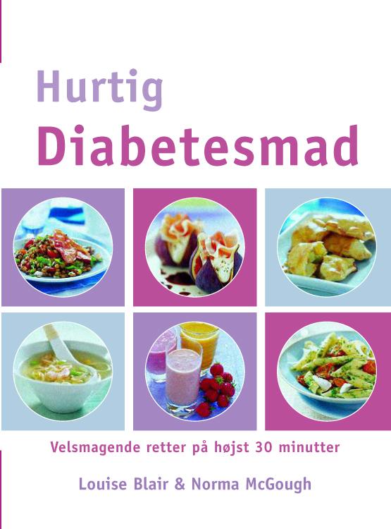 N/A Hurtig diabetesmad - e-bog fra bog & mystik