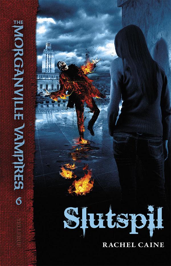 N/A – The morganville vampires #6: slutspil - e-bog på bog & mystik