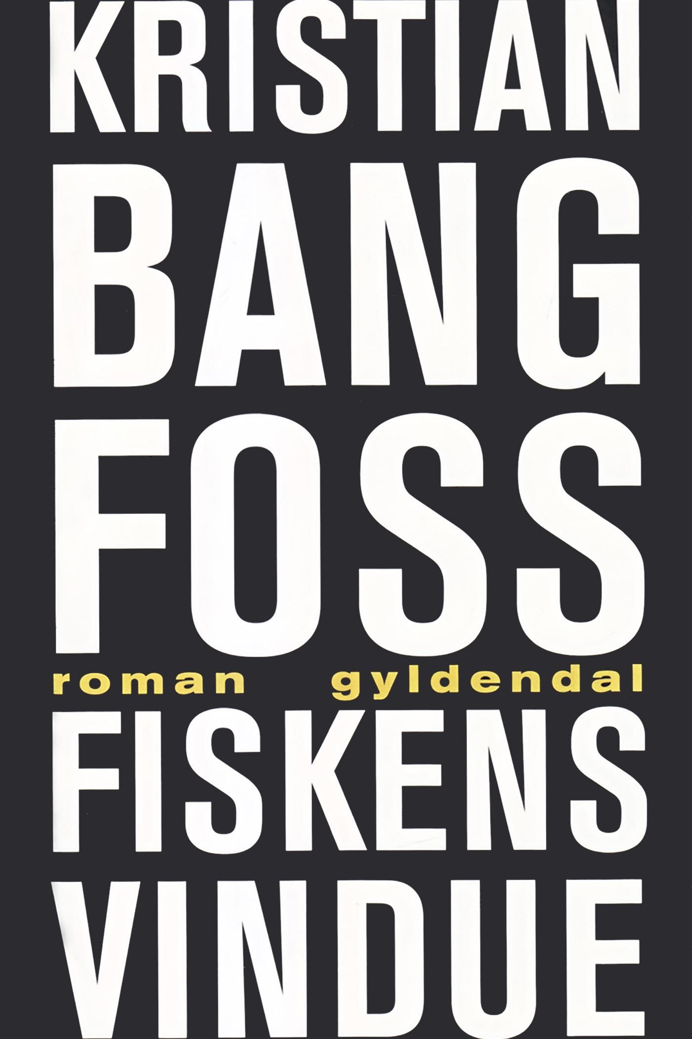Image of   Fiskens vindue - E-bog
