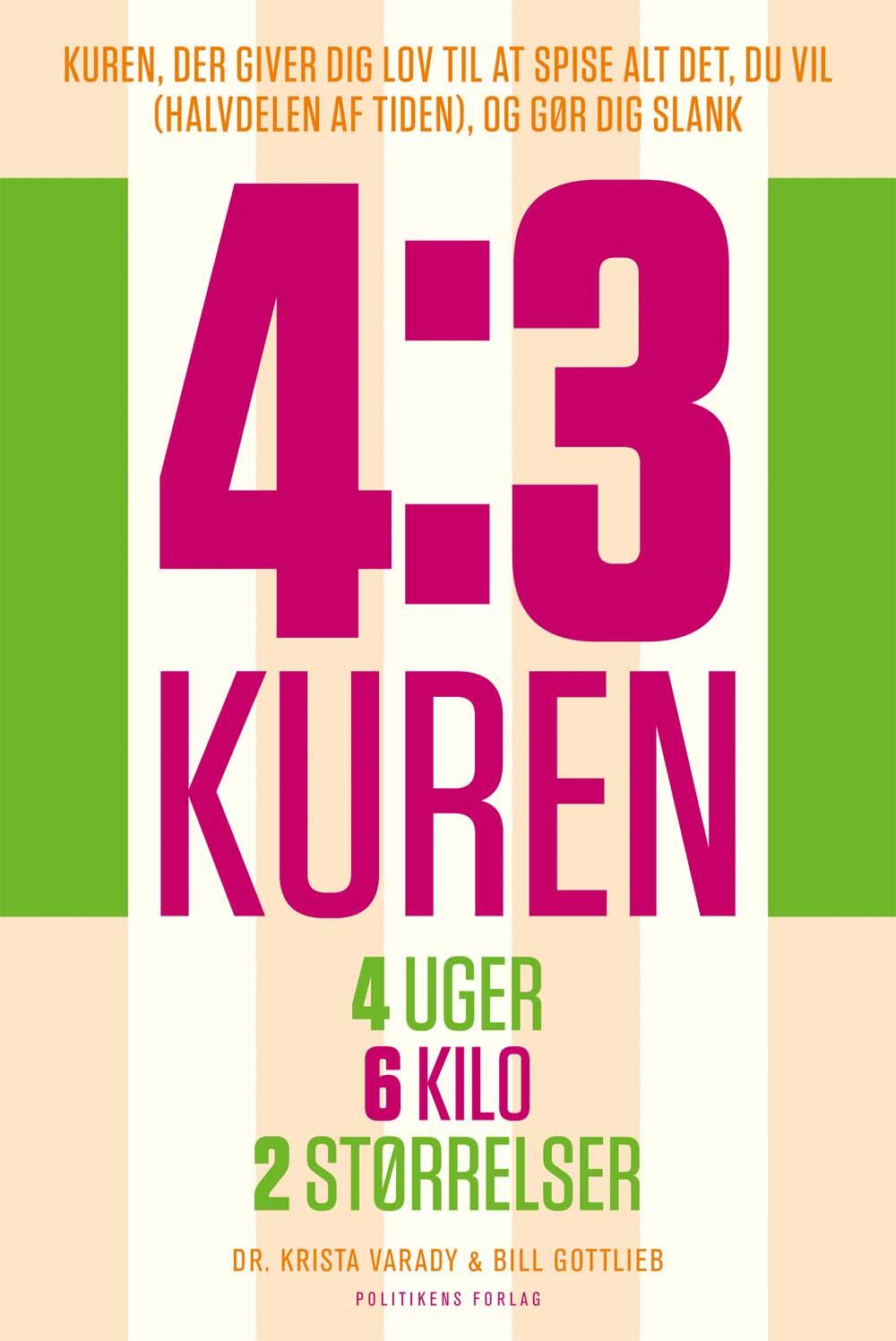Image of   4:3 kuren - E-bog