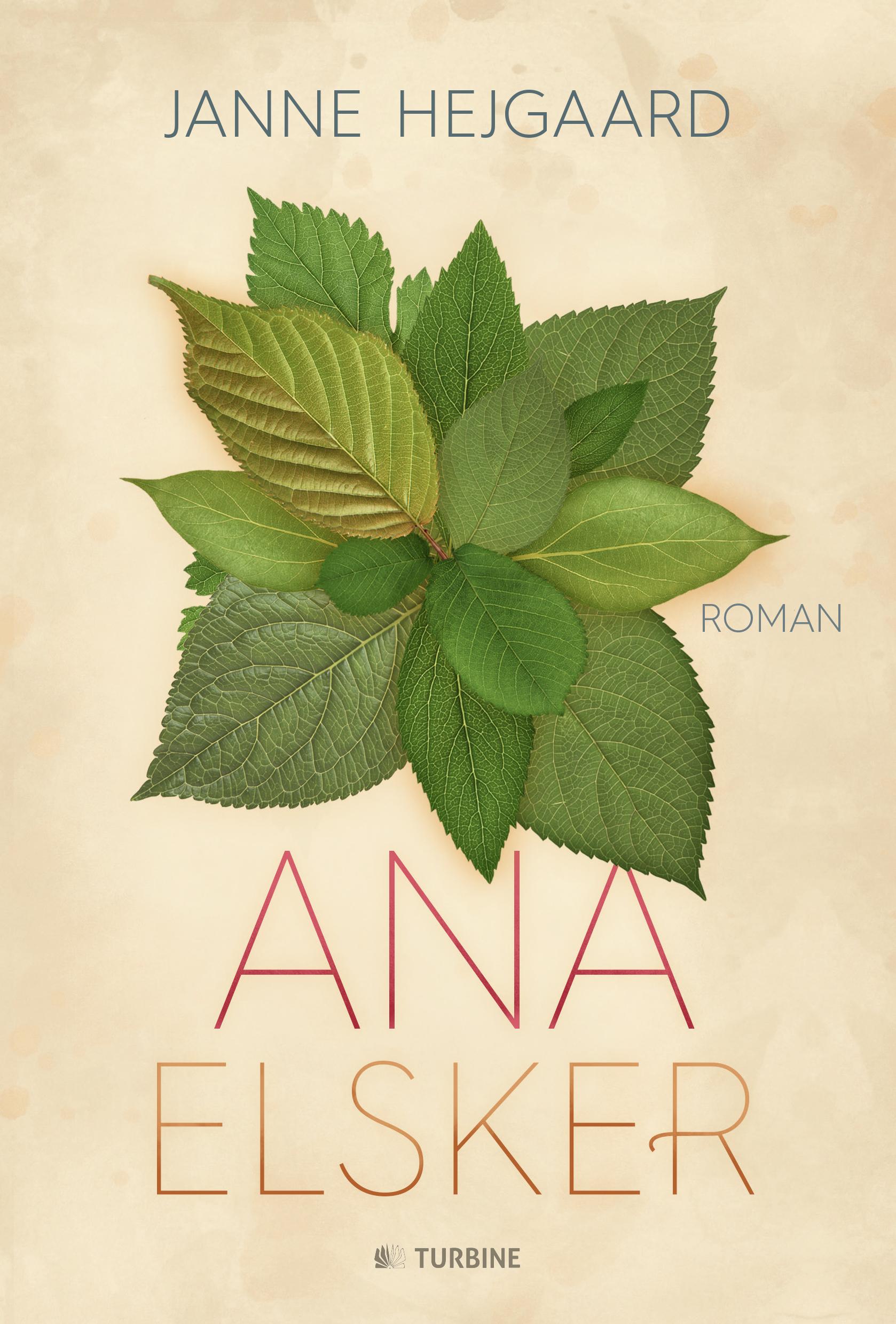 N/A Ana elsker - e-bog på bog & mystik