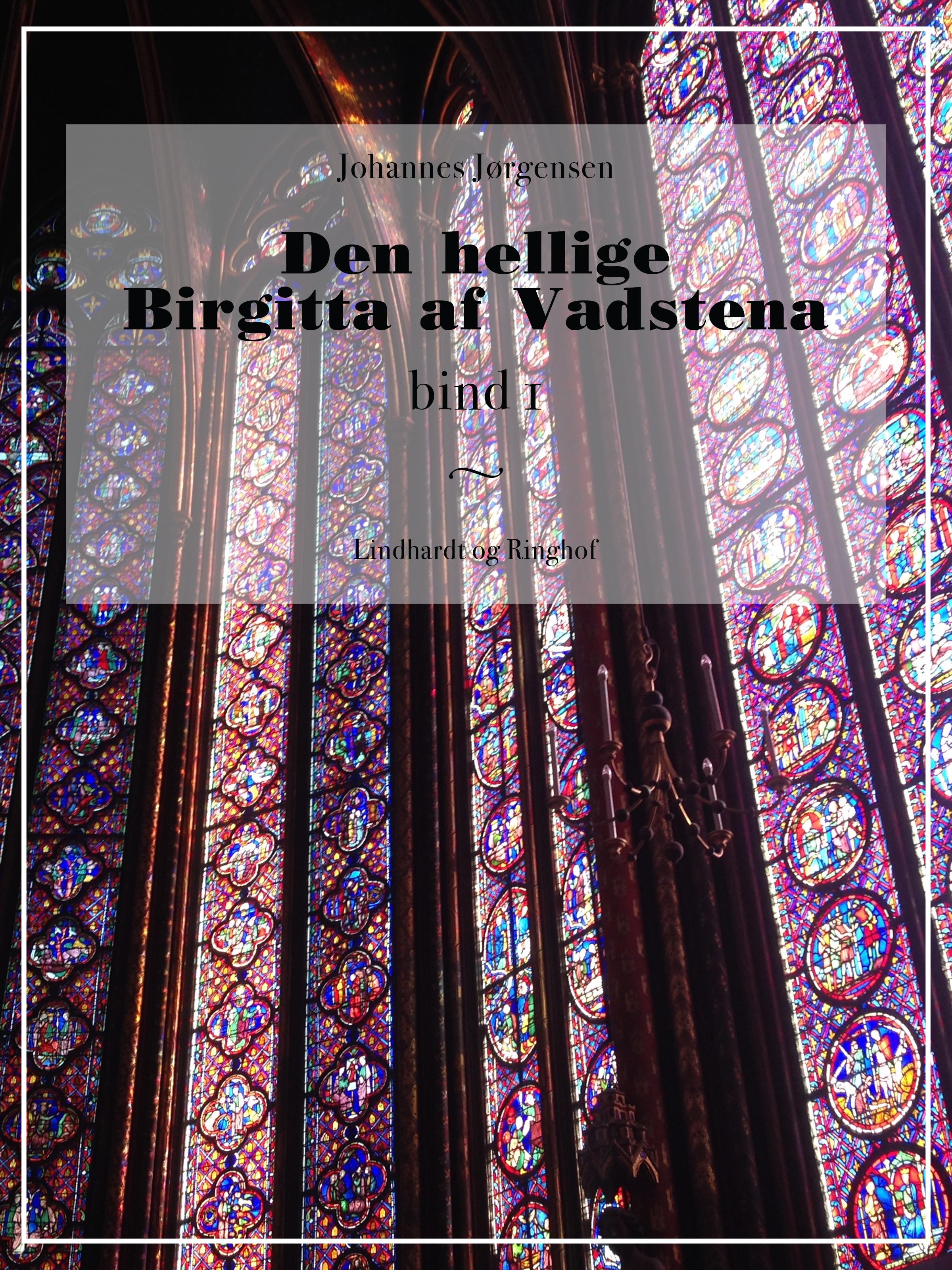 Den hellige Birgitta af Vadstena (bind 1) - E-bog
