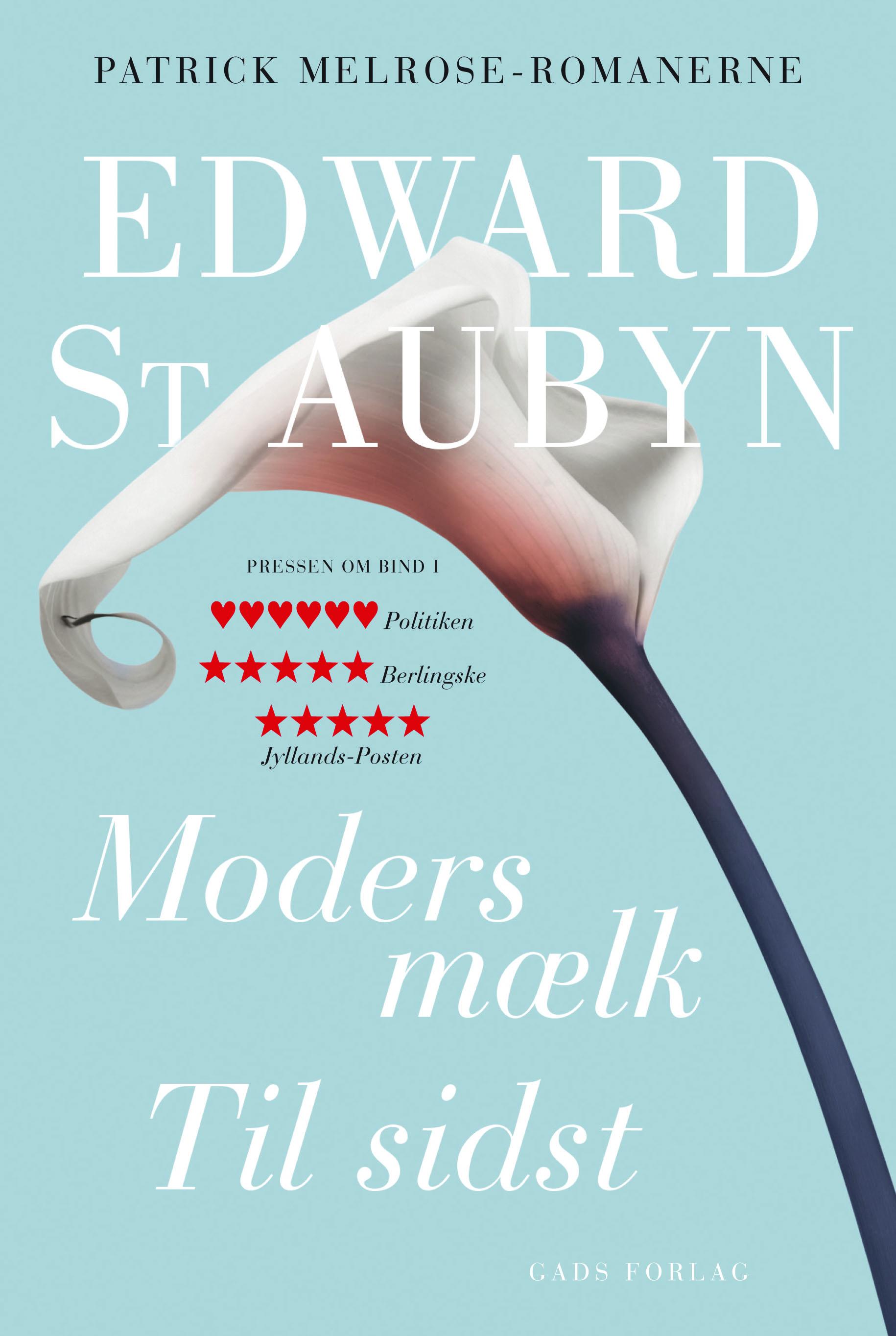 Image of   Moders mælk - Til sidst - E-bog