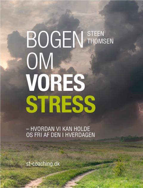 Image of   Bogen om vores stress - E-lydbog