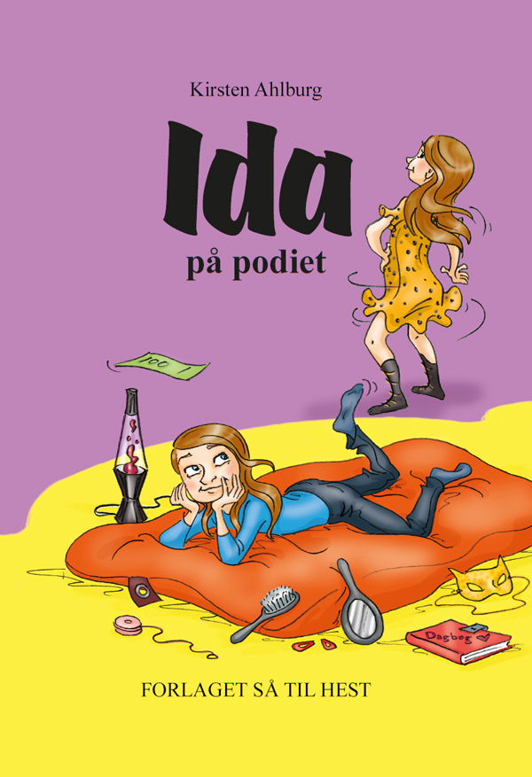 N/A – Ida #2: ida på podiet - e-bog fra bog & mystik