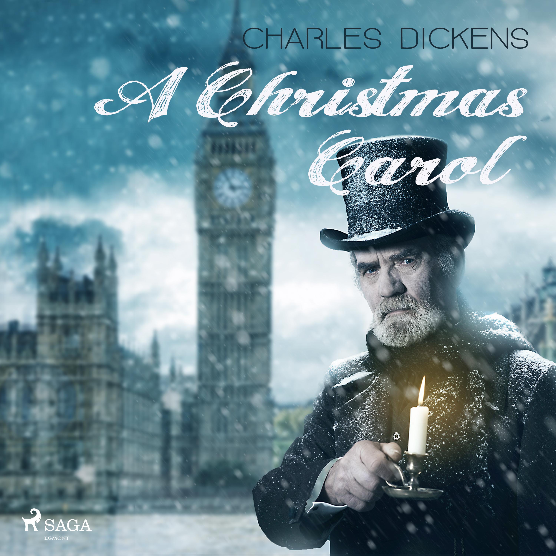 Image of   A Christmas Carol - E-lydbog