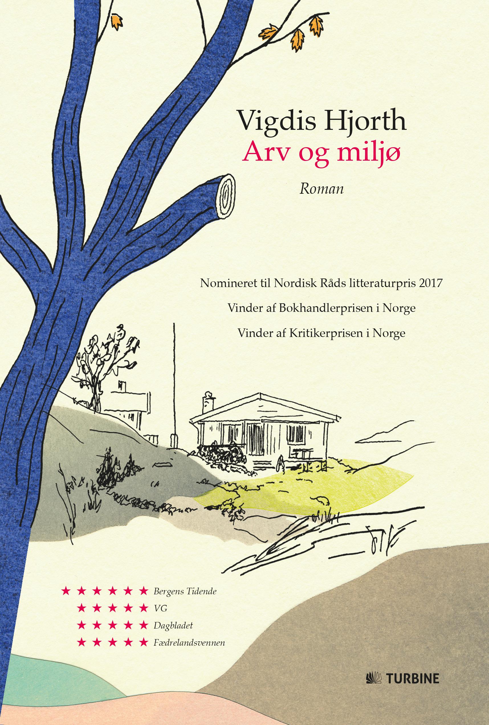 Image of   Arv og miljø - E-lydbog
