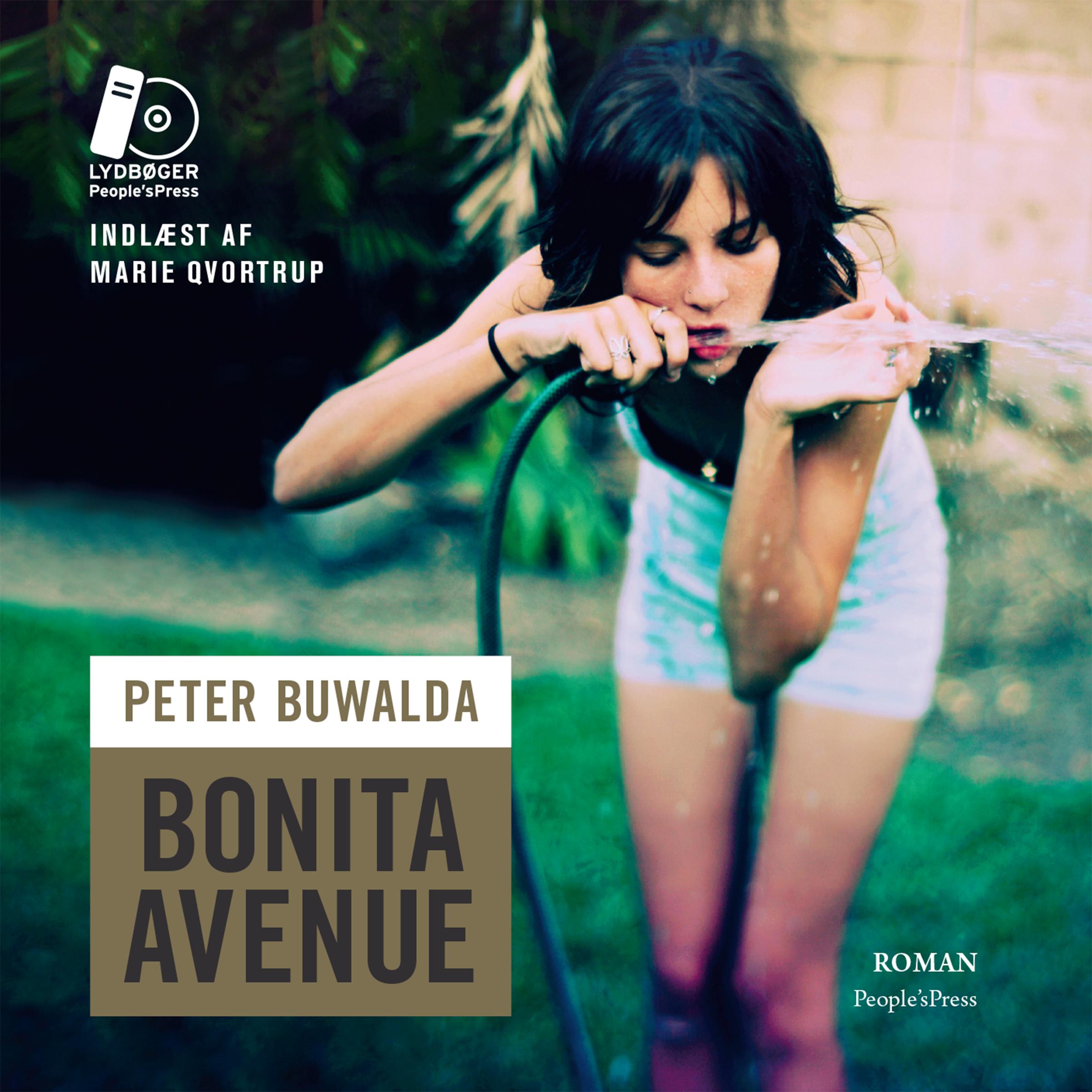 Image of   Bonita Avenue - E-lydbog