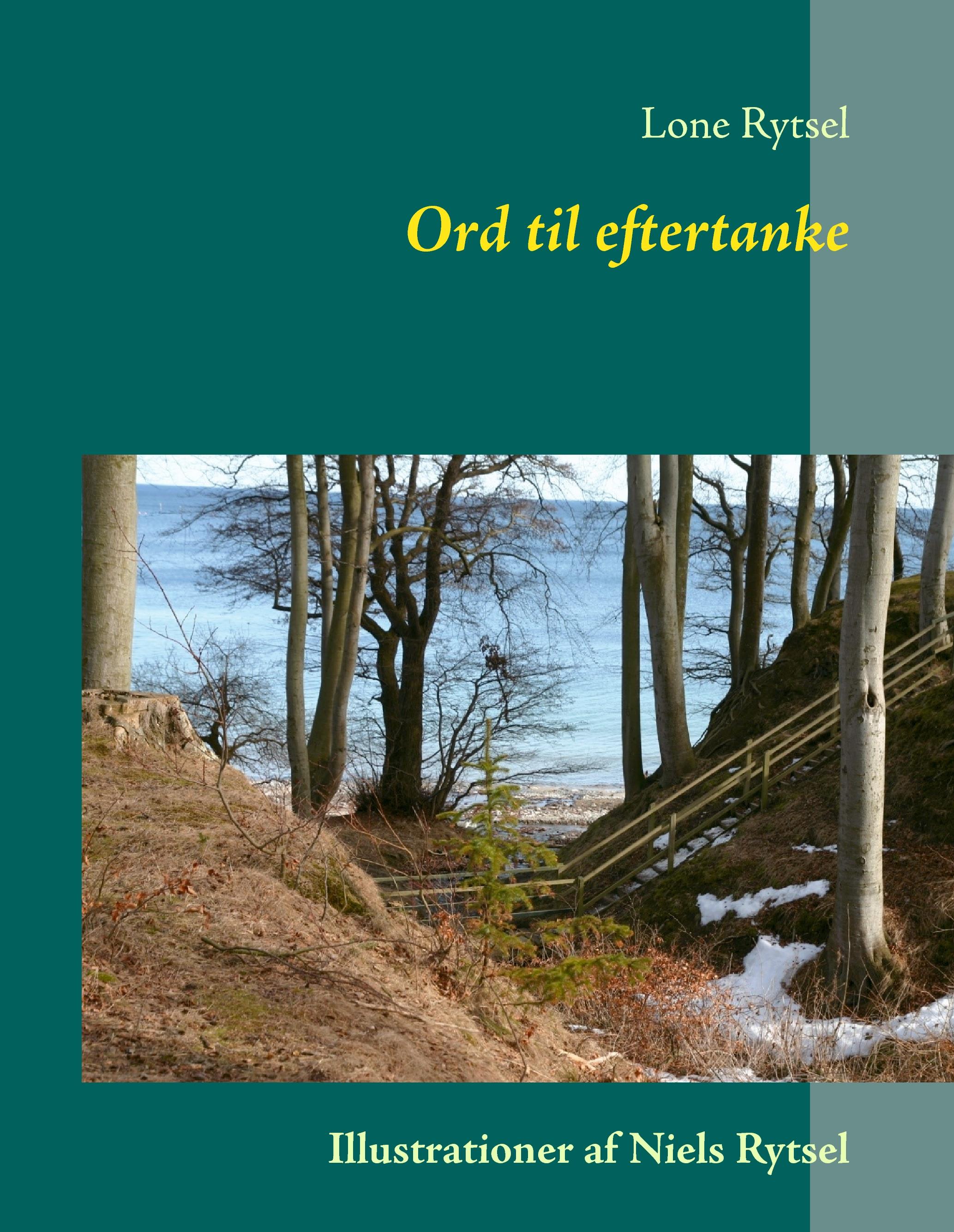 N/A Ord til eftertanke - e-bog på bog & mystik