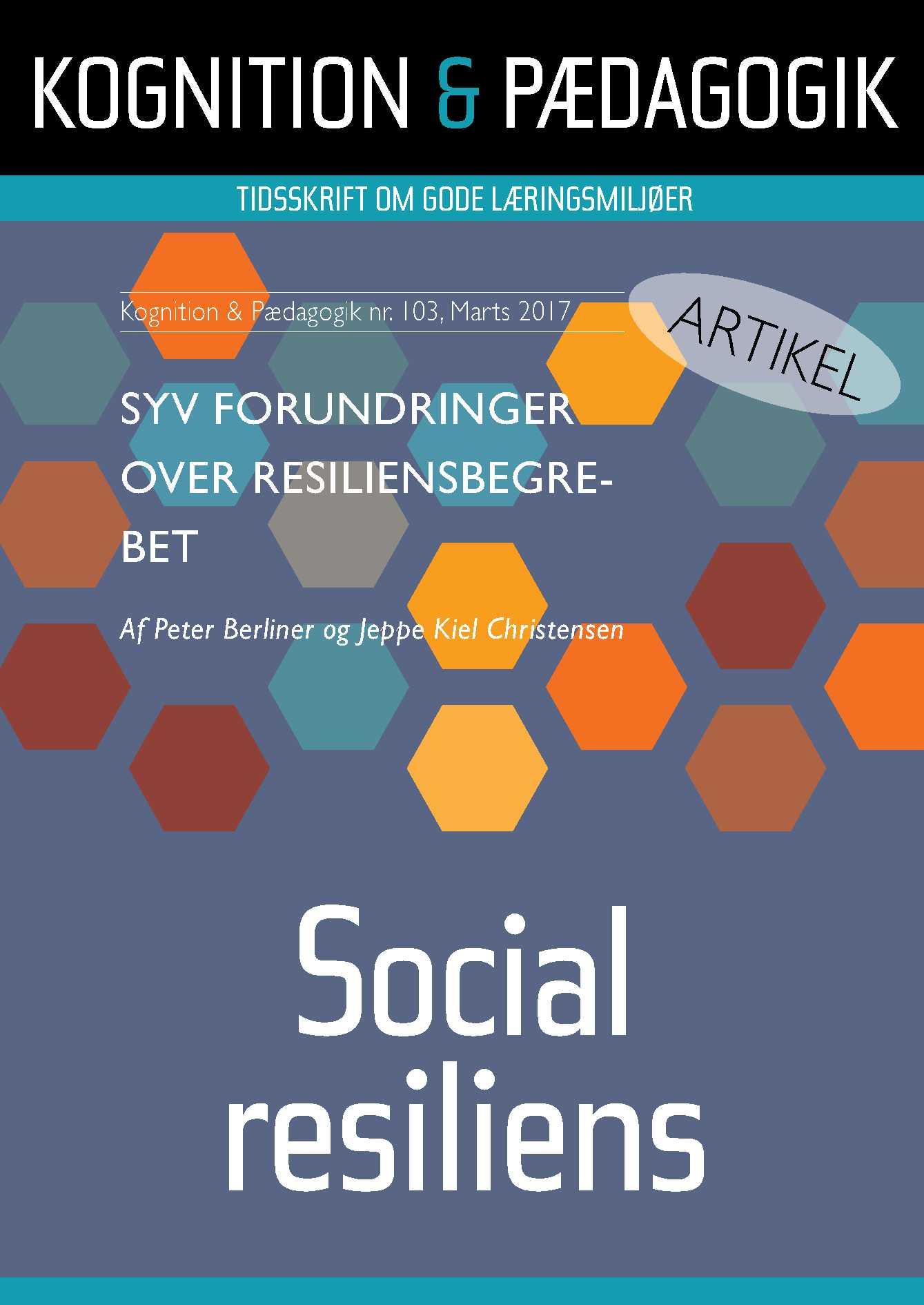 N/A – Syv forundringer over resiliensbegrebet - e-bog på bog & mystik
