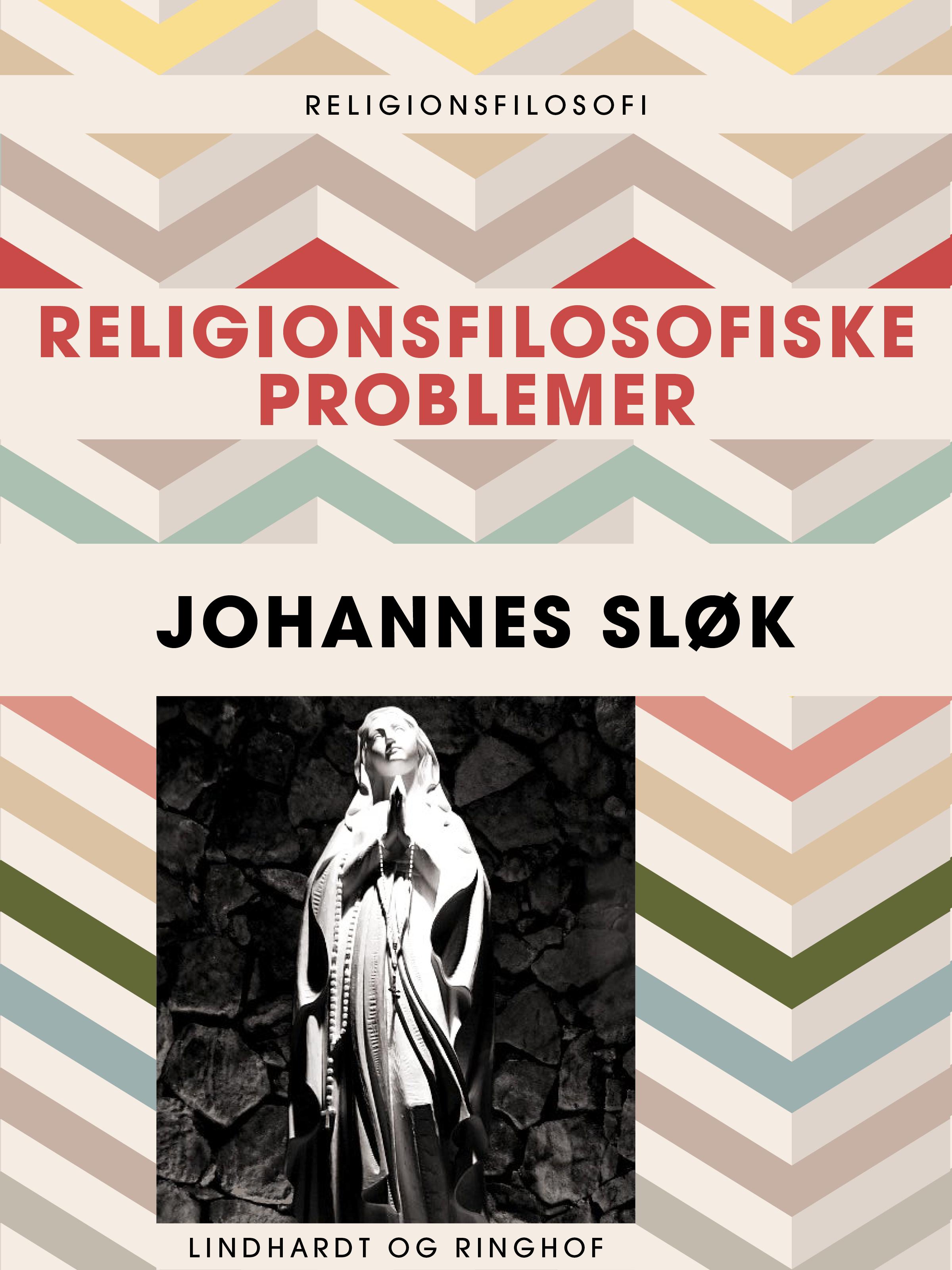 Religionsfilosofiske problemer - e-bog fra N/A fra bog & mystik