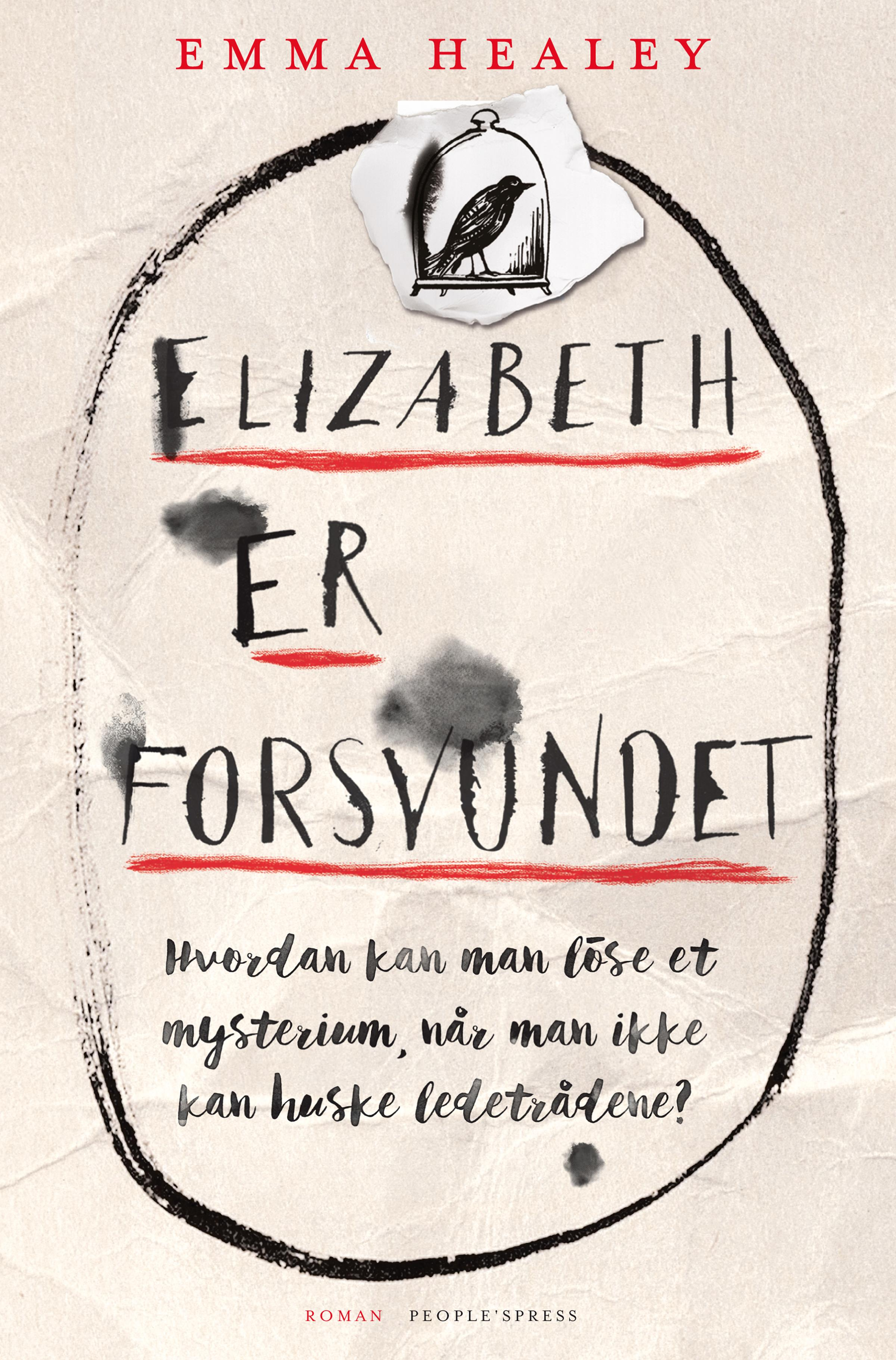 N/A Elizabeth er forsvundet - e-bog fra bog & mystik