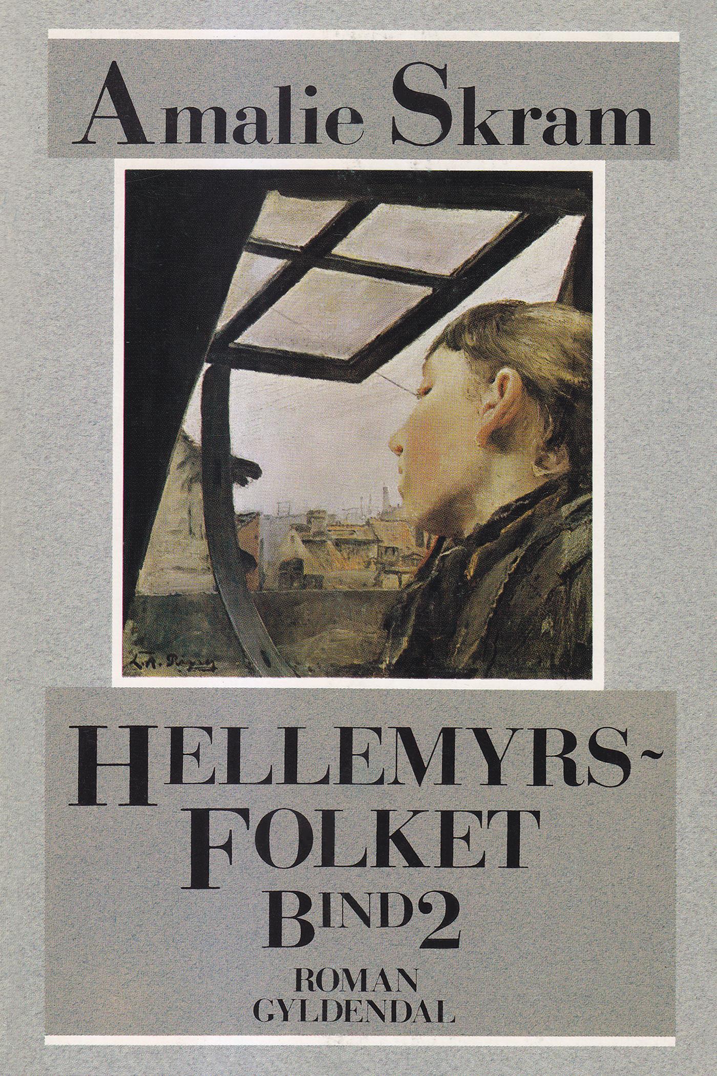 N/A Hellemyrsfolket: for første gang i amalie skrams egen retskrivning - e-bog fra bog & mystik