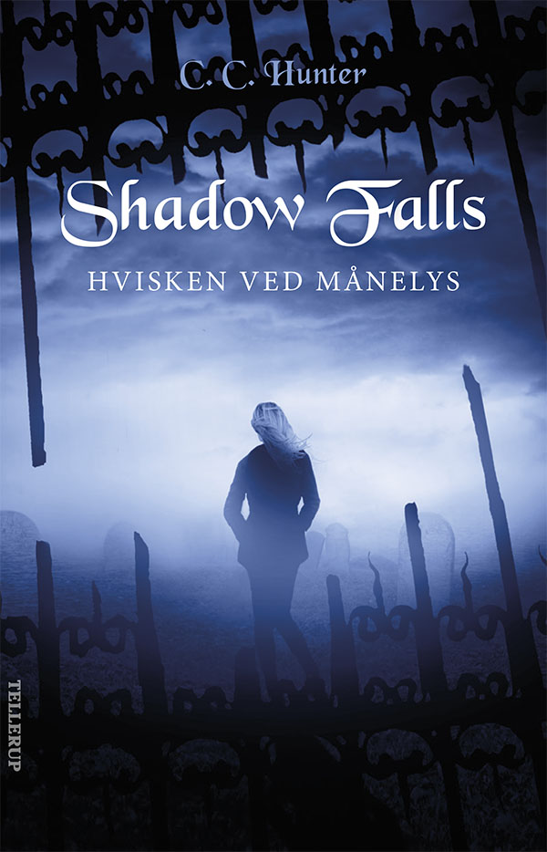 N/A Shadow falls #4: hvisken ved månelys - e-lydbog fra bog & mystik
