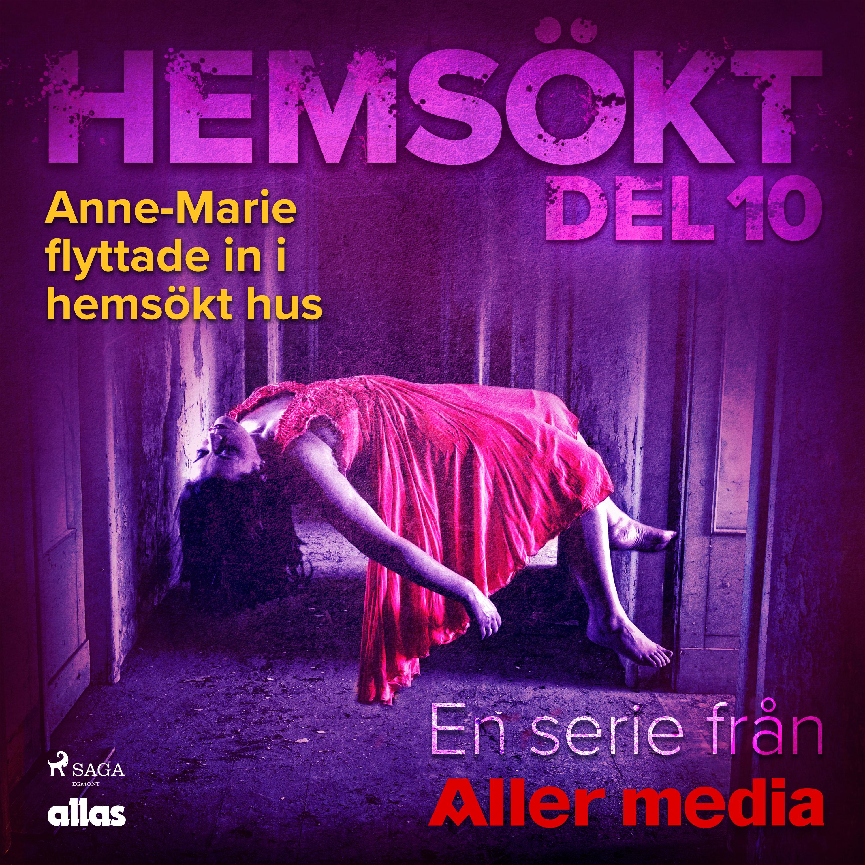Image of   Anne-Marie flyttade in i hemsökt hus - E-lydbog