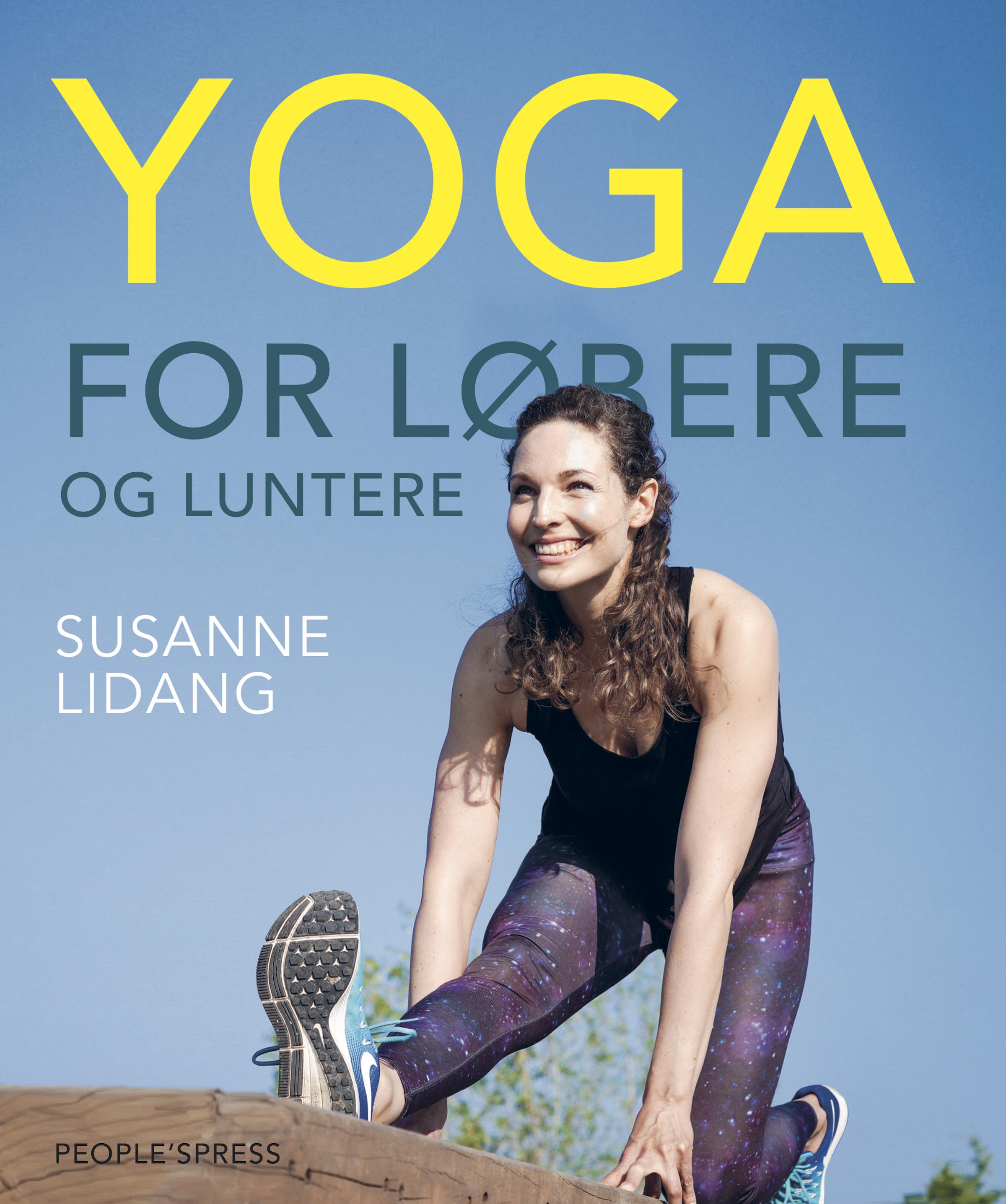 Yoga for løbere - e-bog fra N/A på bog & mystik