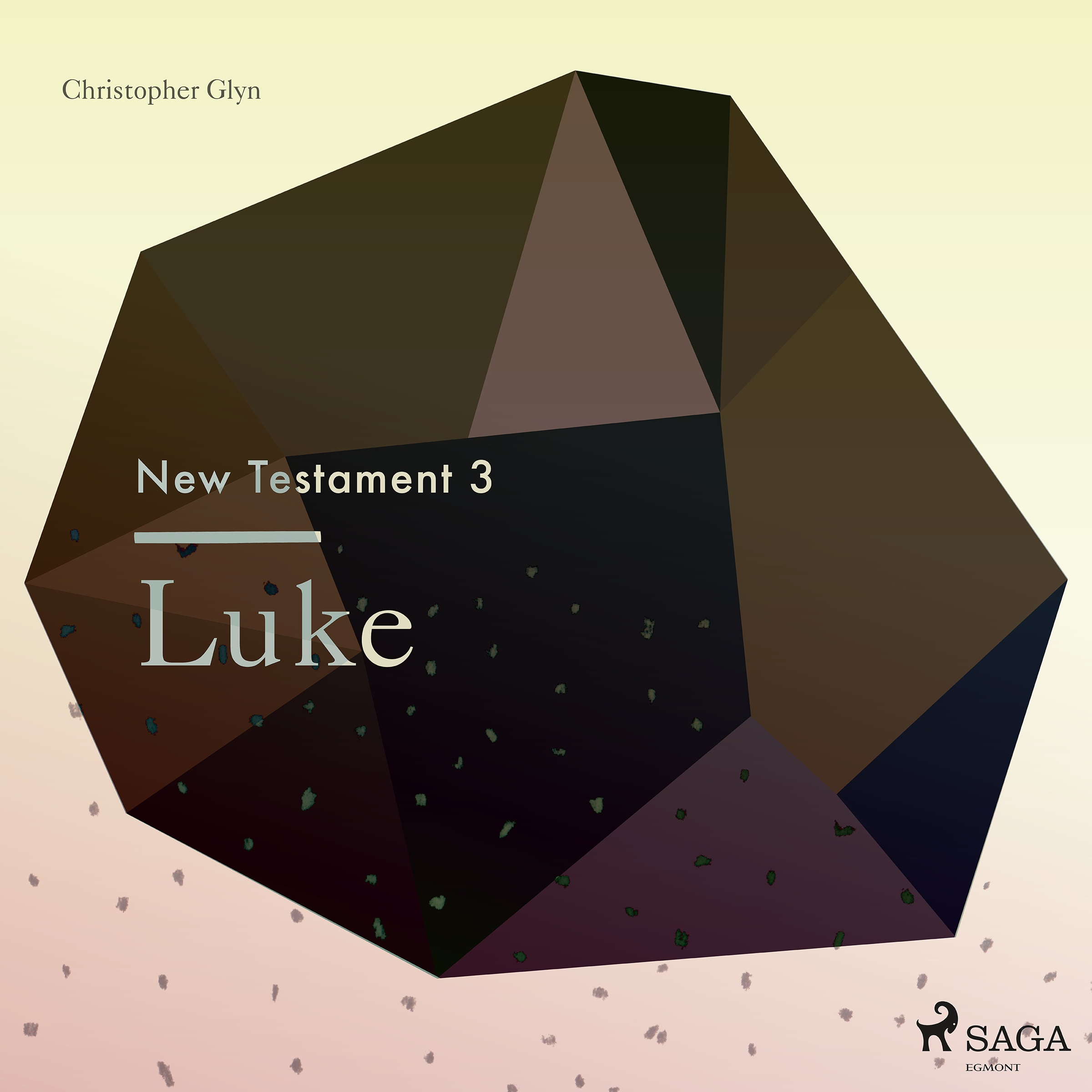 Image of   The New Testament 3 - Luke - E-lydbog