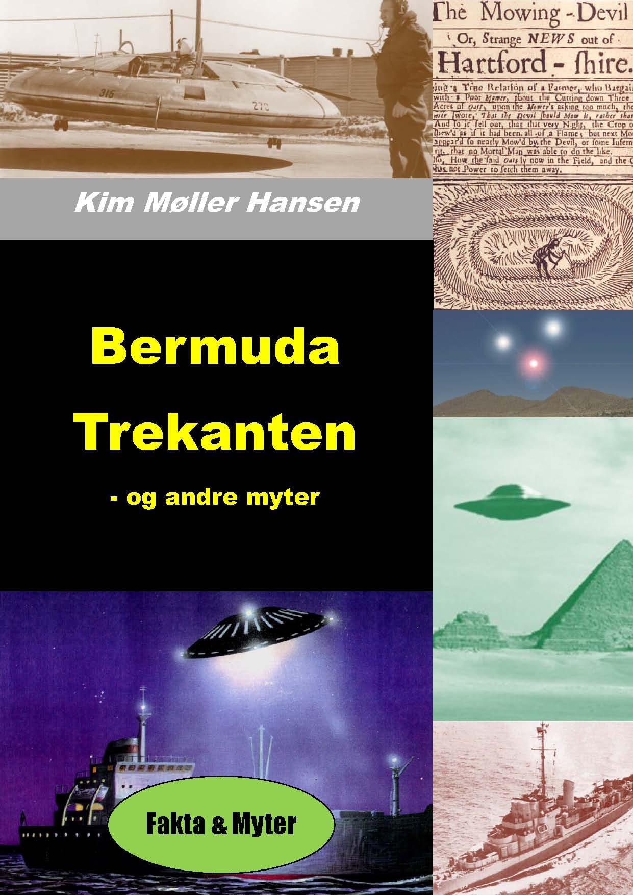 Bermuda Trekanten - og andre myter - E-bog