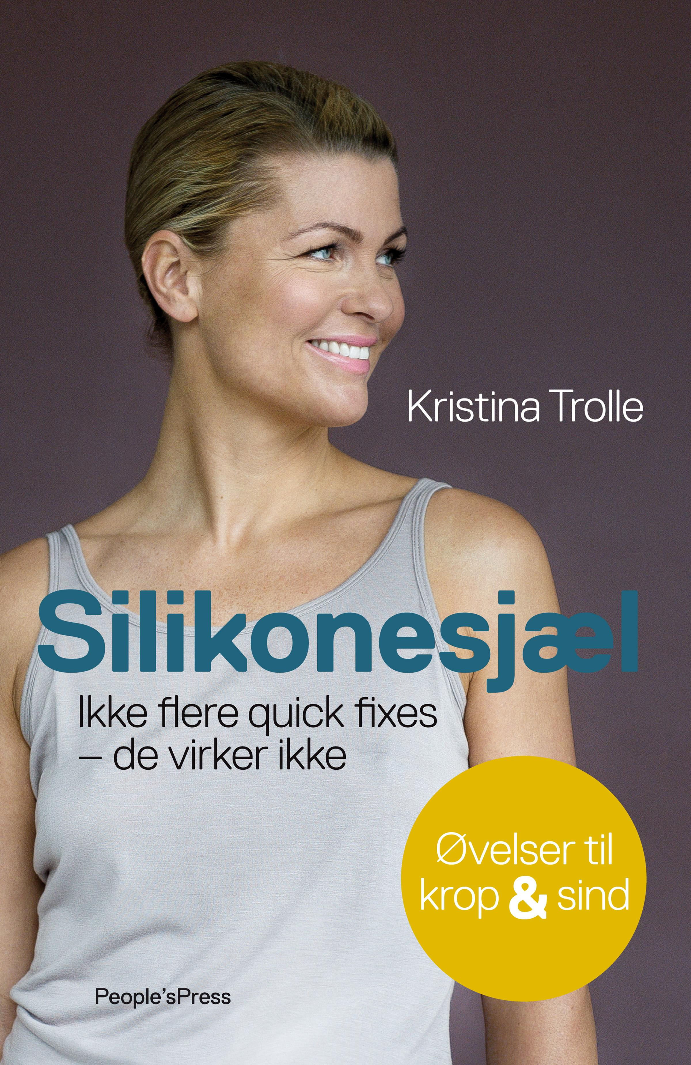 Silikonesjæl - e-bog fra N/A på bog & mystik