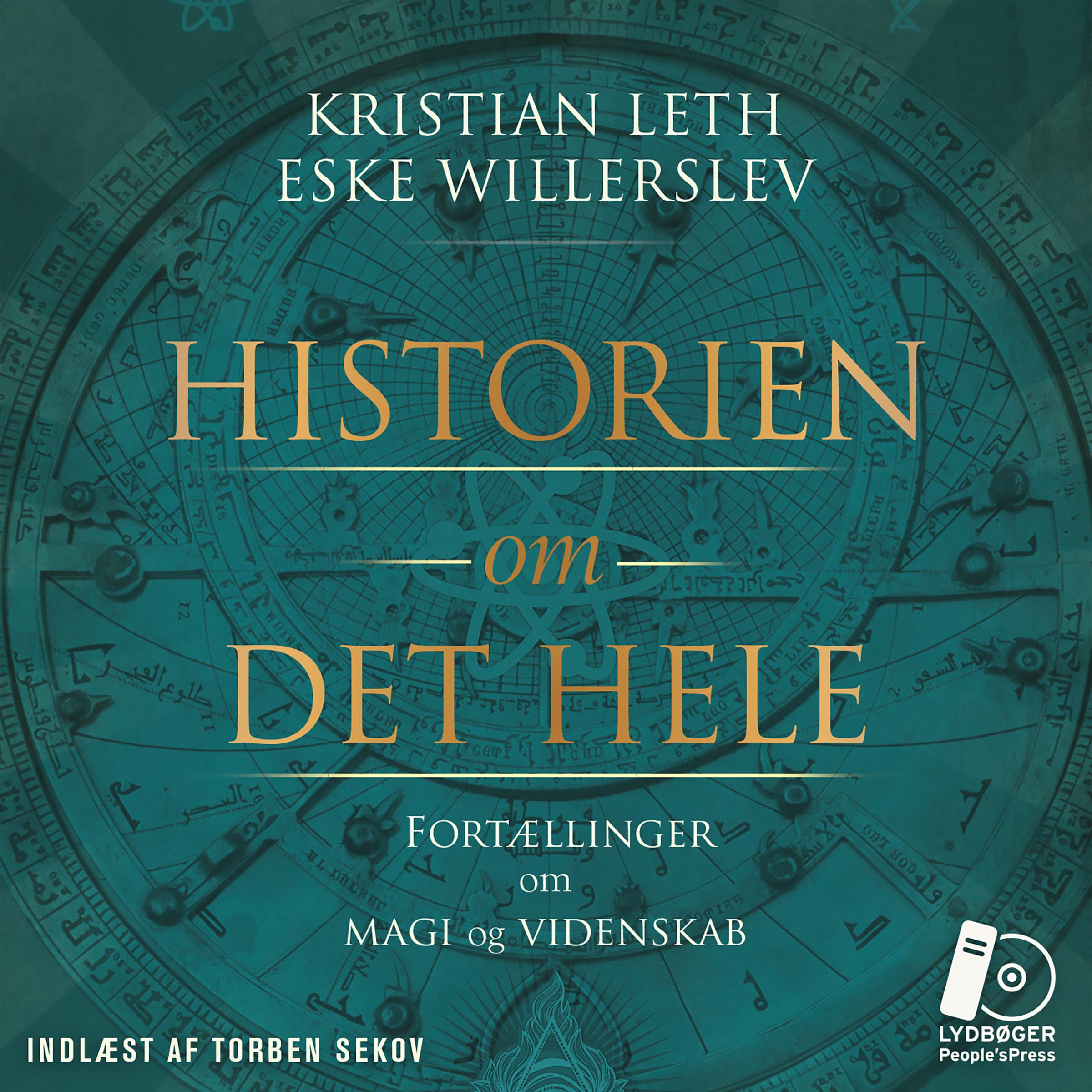 N/A Historien om det hele - e-lydbog fra bog & mystik