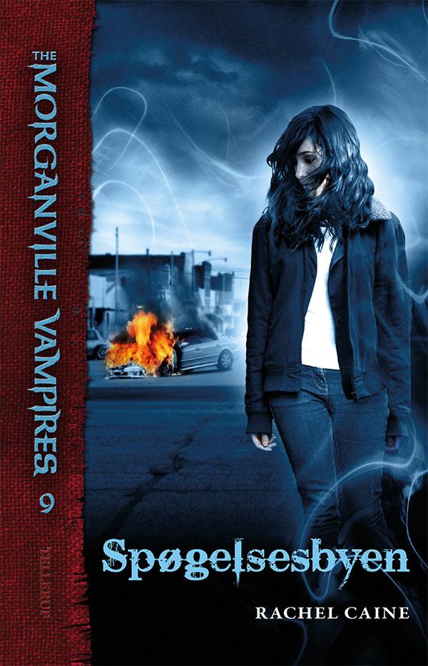 N/A The morganville vampires #9: spøgelsesbyen - e-bog fra bog & mystik
