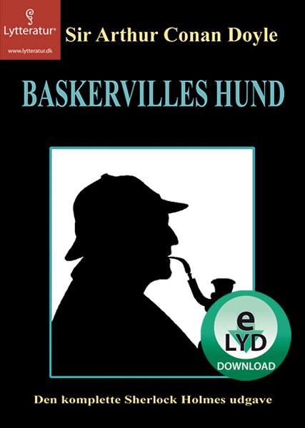 N/A – Baskervilles hund - e-lydbog fra bog & mystik
