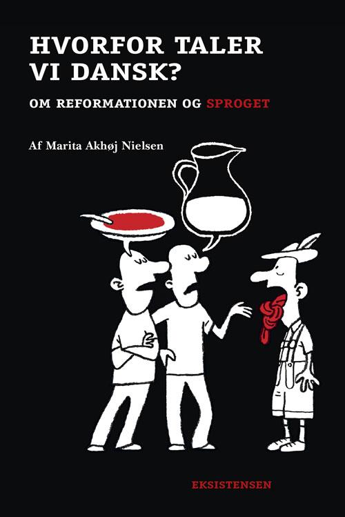 N/A Hvorfor taler vi dansk? - e-bog fra bog & mystik