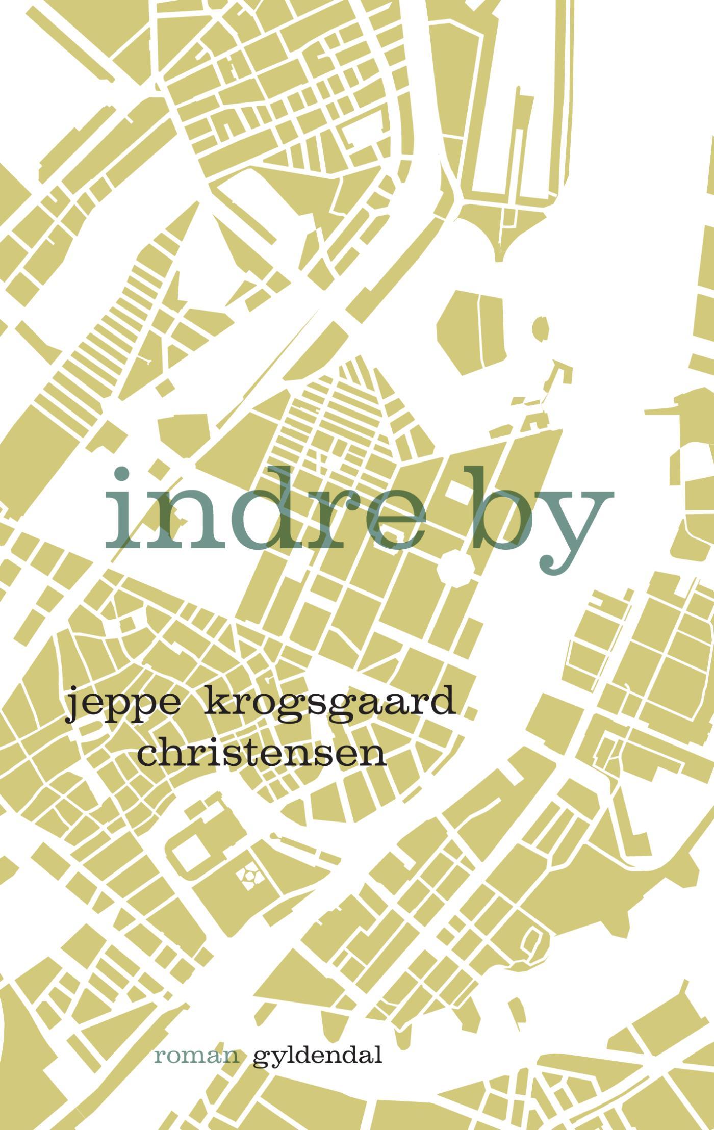 Indre by - e-bog fra N/A fra bog & mystik