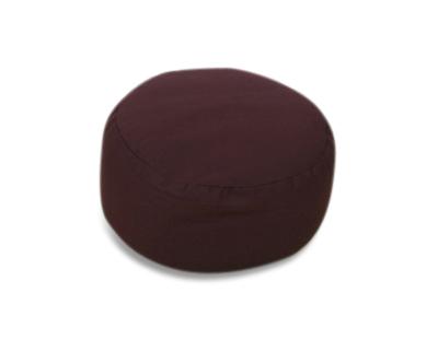 Lotus Meditationspude - 29x10cm - Bordeaux