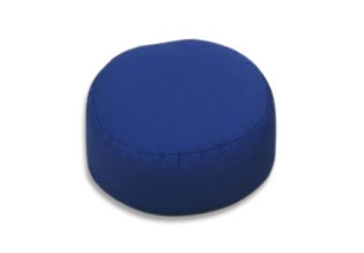 N/A – Lotus meditationspude - 29x10cm - blå på bog & mystik