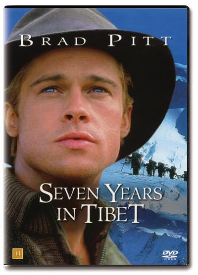 N/A Seven years in tibet fra bog & mystik