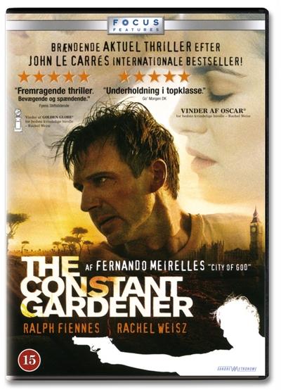 The constant gardener fra N/A fra bog & mystik