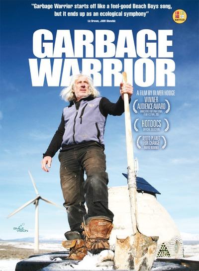 N/A – Garbage warrior på bog & mystik