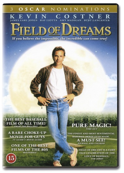 N/A – Field of dreams på bog & mystik