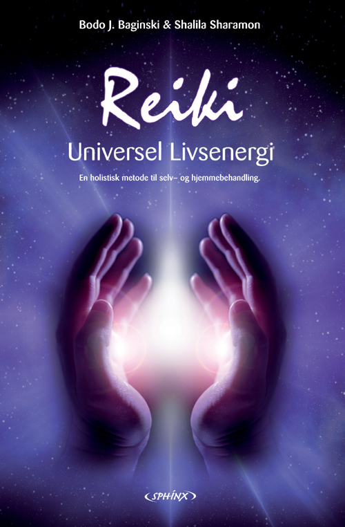 Image of   Reiki - universel livsenergi