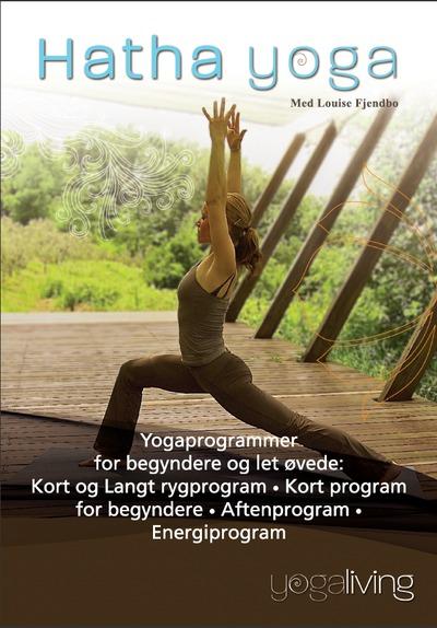 N/A Hatha yoga - louise fjendbo fra bog & mystik