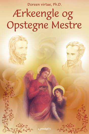 ærkeengle og opstegne mestre fra N/A fra bog & mystik
