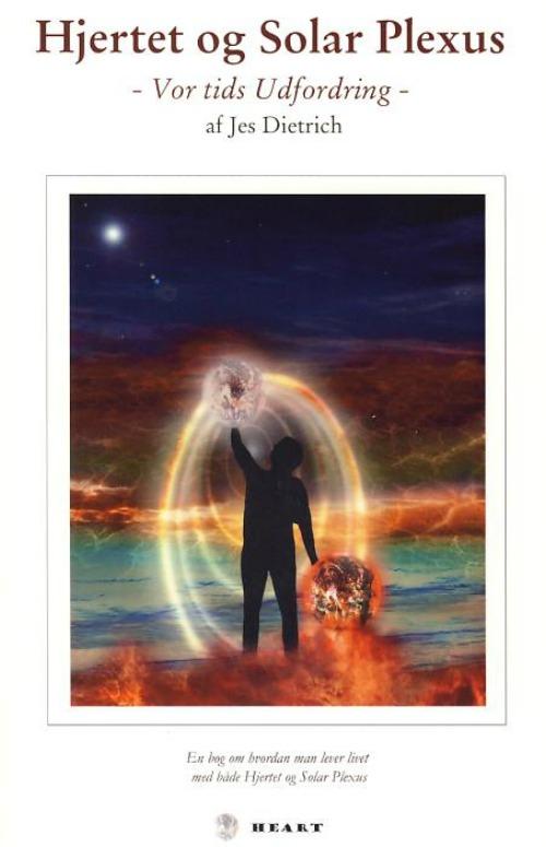 Hjertet og solar plexus fra N/A på bog & mystik