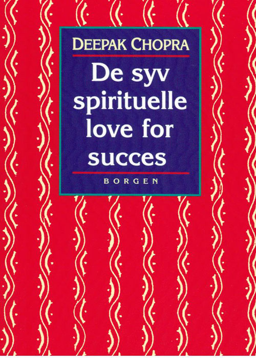 Image of   De syv spirituelle love for succes