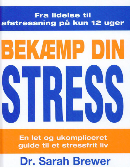 Image of   Bekæmp din stress