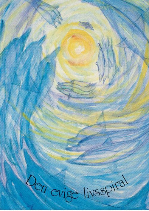 Image of   Den evige livsspiral