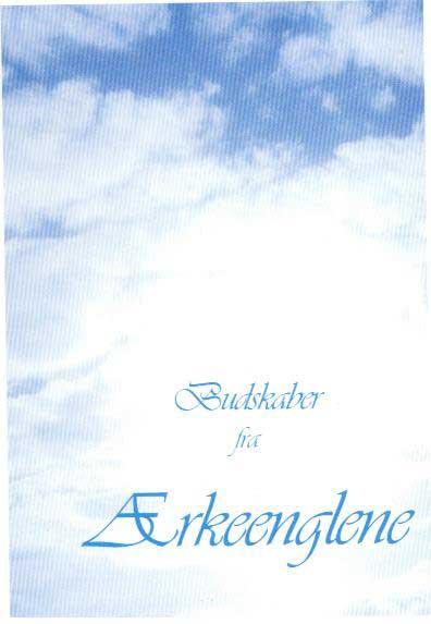 Englekort budskaber fra ærkeenglene fra N/A på bog & mystik