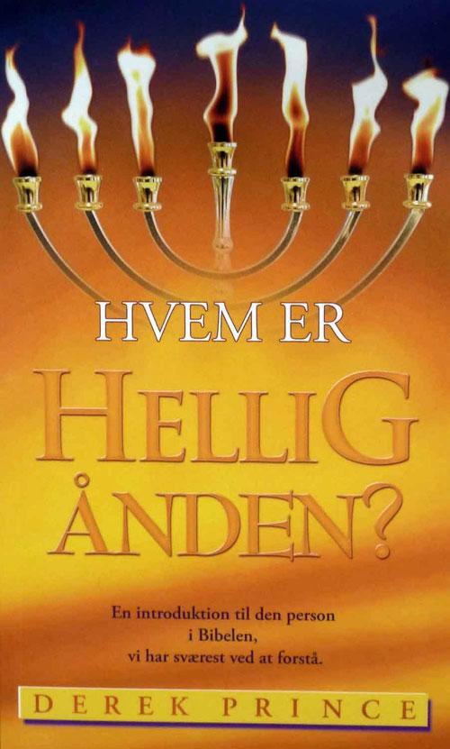 N/A – Hvem er helligånden? på bog & mystik