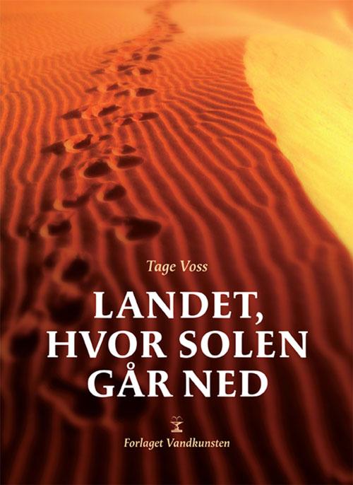 N/A Landet, hvor solen går ned fra bog & mystik