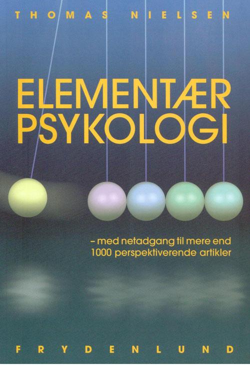 Elementær psykologi fra N/A på bog & mystik