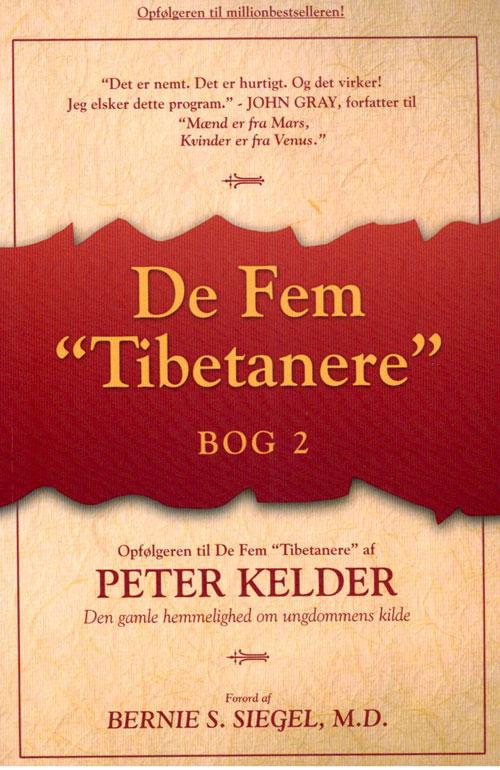 N/A – De fem tibetanere - 2 fra bog & mystik