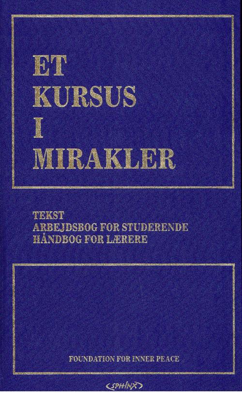 N/A – Et kursus i mirakler på bog & mystik